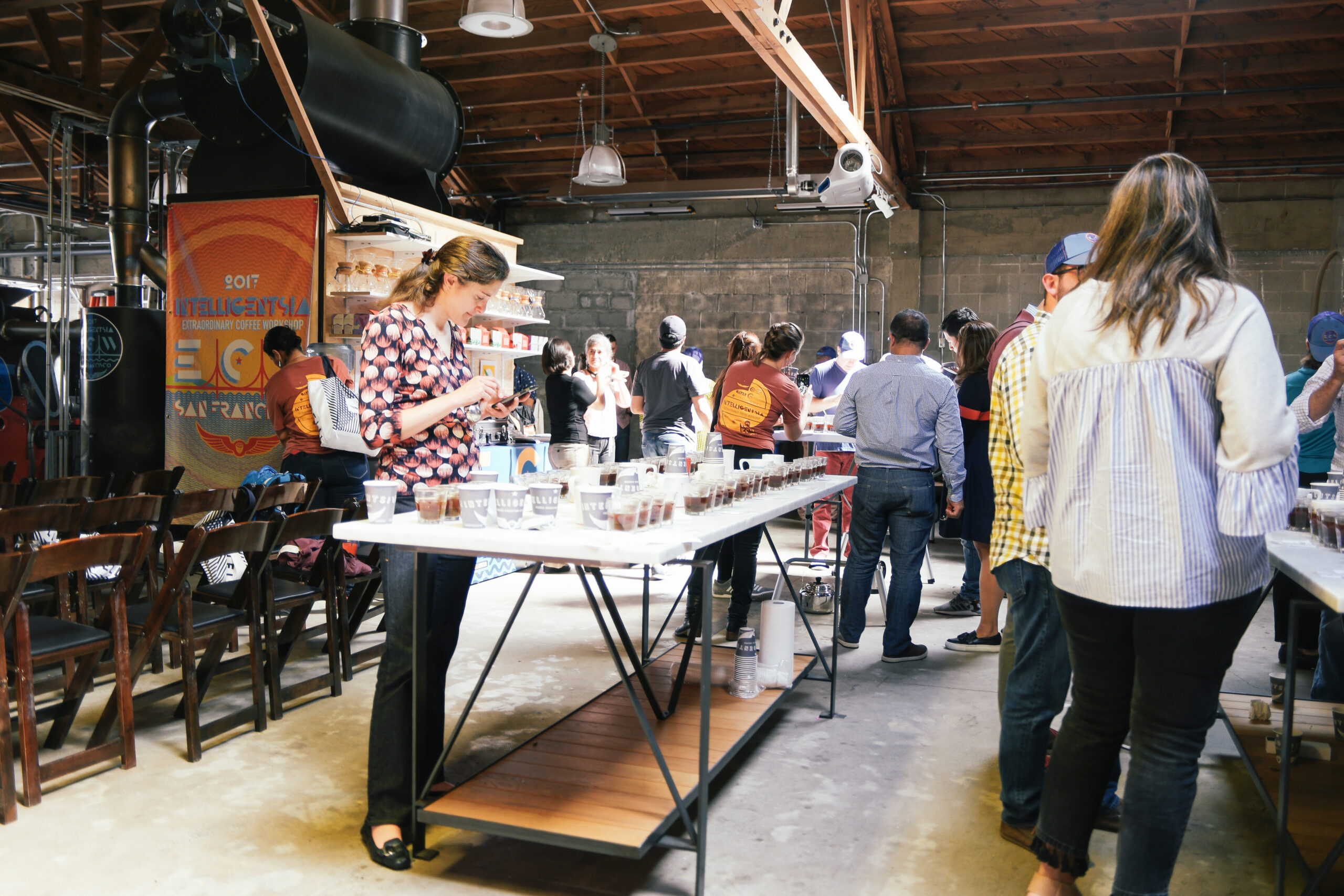 The Intelligentsia Extraordinary Coffee Competition: Best in Inventory